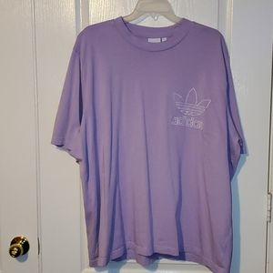 Pink 2XL Adidas 100% cotton